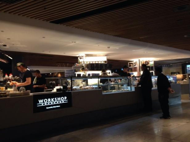 Jamball Doughnut, Workshop Espresso