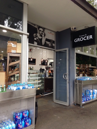 Crown St Grocer