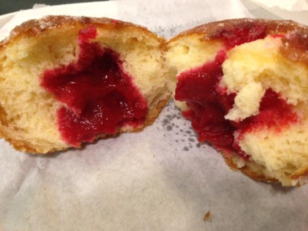 Zumbo Sugar Lips doughnut