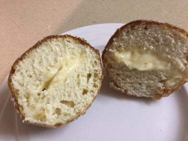Custard Brioche, Domnuts, Sydney's Best Doughnuts