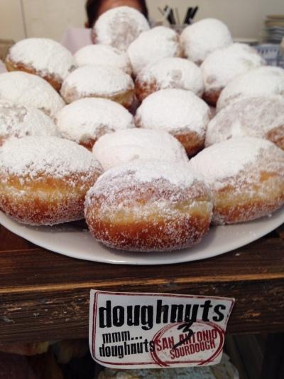 San Antonio Bakery Doughnuts