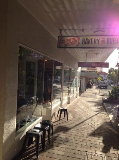 San Antonio Sourdough Bakery, Kirribilli