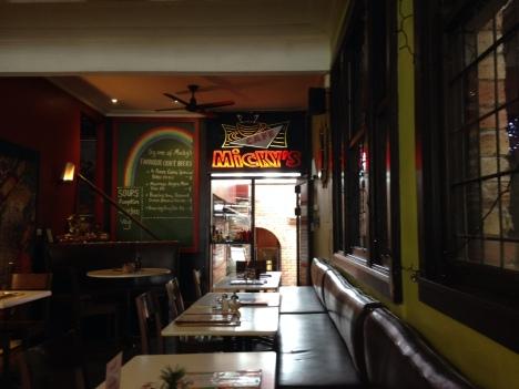 Mickey's Cafe, Paddington Sydney's best doughnuts