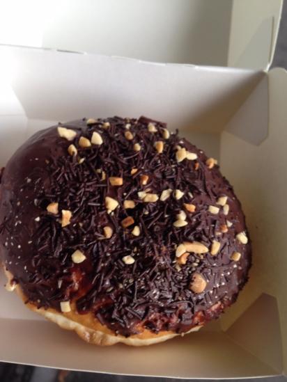 Snickers Doughnut, Sydney's Best Doughnuts
