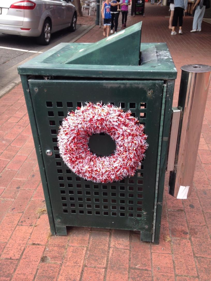 Christmas wreath, DomNuts