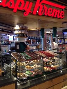 Krispy Kreme Sydney Airport