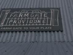19 Hahnd Farm Gate