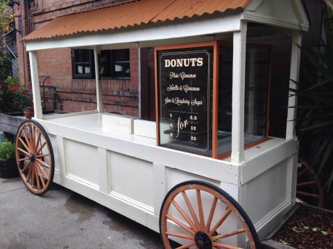 DomNuts Sydney's best doughnuts