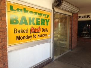 Forster Keys Lakesway Bakery