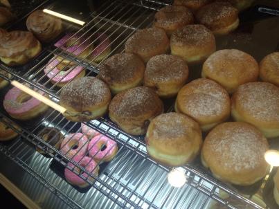 Coolalinga Bakery doughnuts