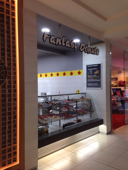 Fantasy Donuts, Figtree