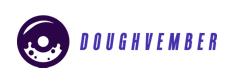 Doughvember 2018 logo