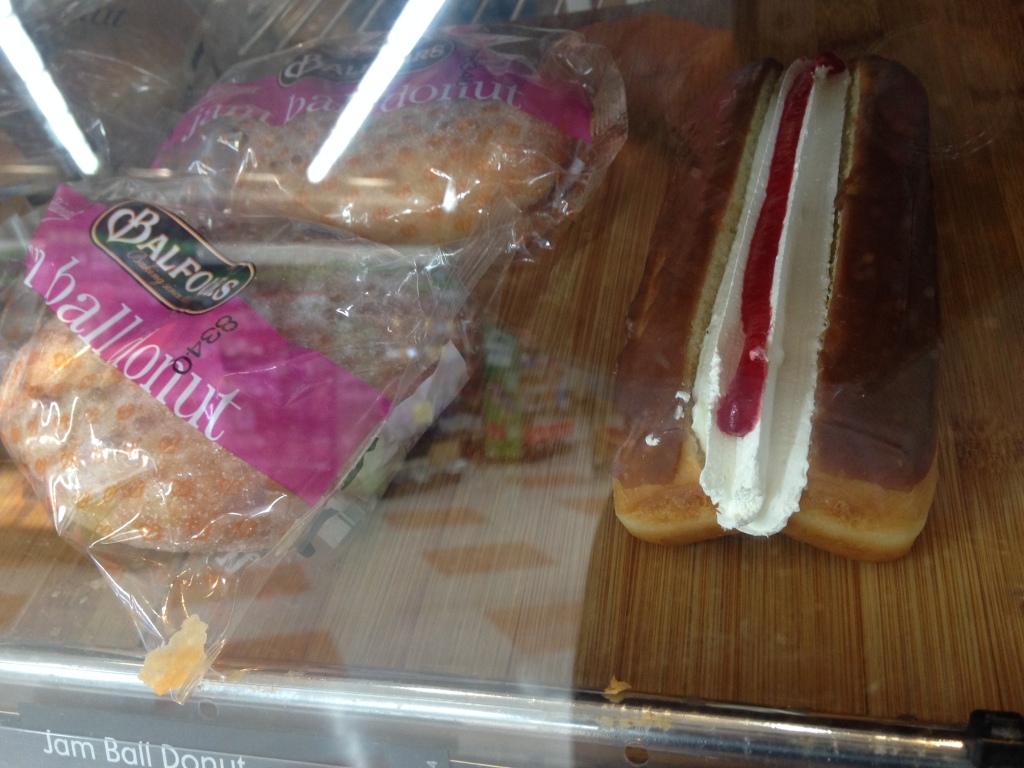Balfours doughnuts