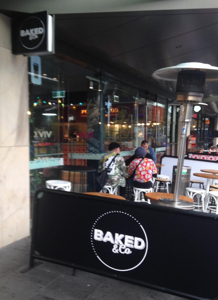Baked & Co, Gateway, Circular Quay